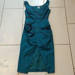 ASOS Stunning Corsage Split Dress